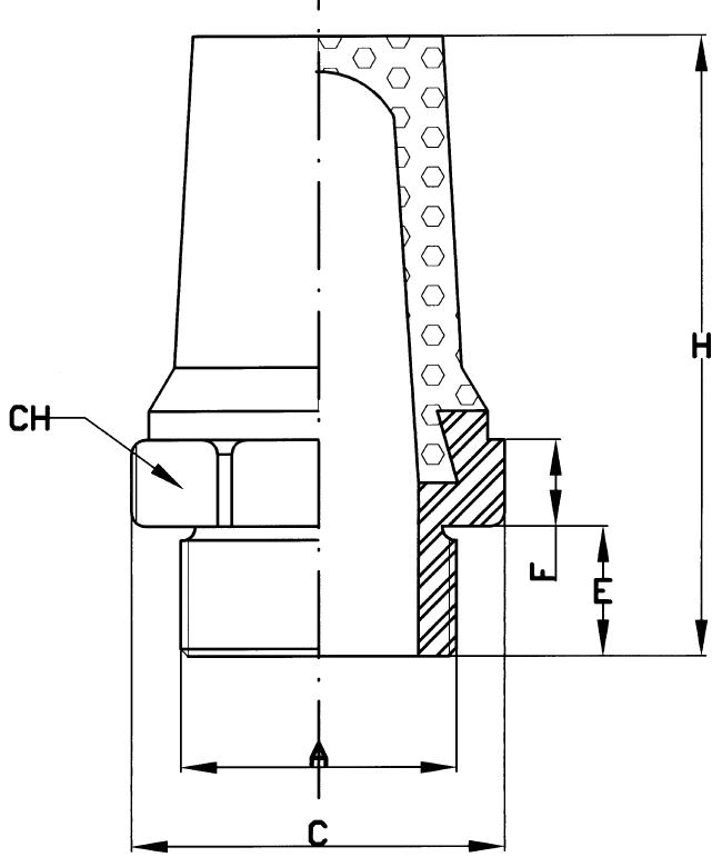 Scheda tecnica Modello SEB