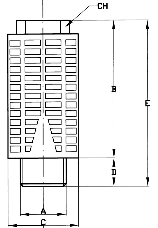 Scheda tecnica MODELLO SPL-F