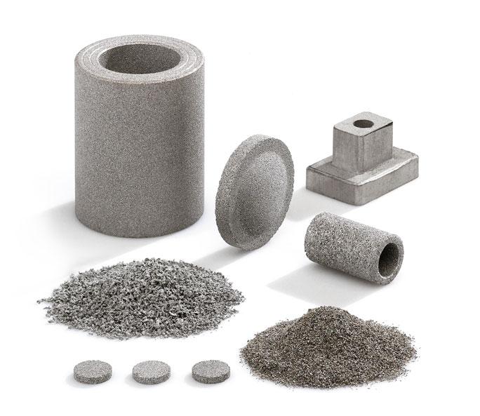 filtri da polvere inox